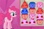 Пинки Пай и кексы